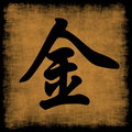 metal-chinese-element-character